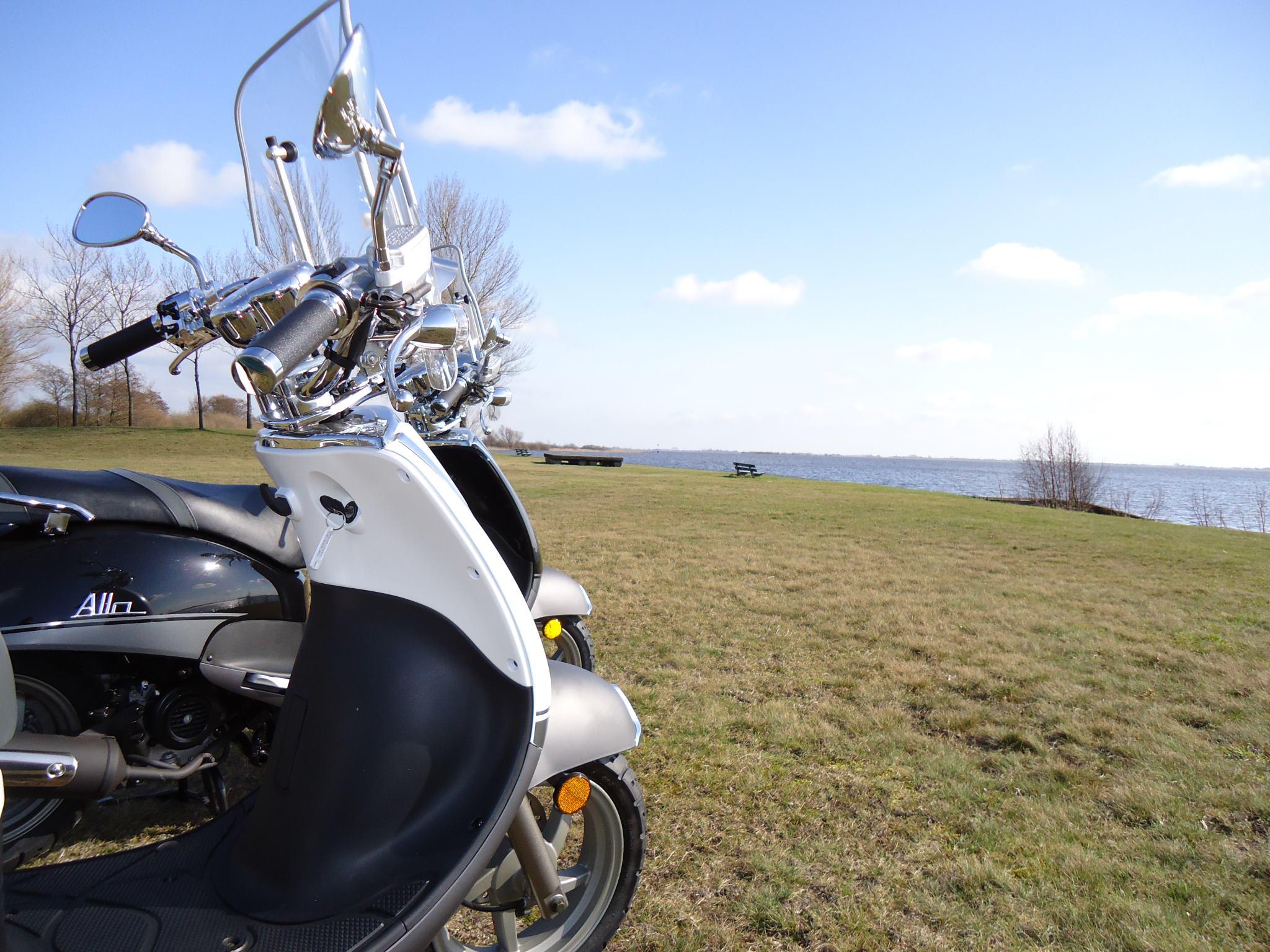 Scooter Verhuur Friesland